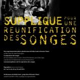 Supplique pour une réunification des songes, Le Vent se lève, Paris, 2011