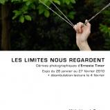 Les limites nous regardent, Médiathèque de Roanne, 2010