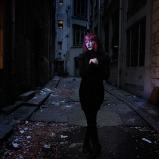 Jackie. Styliste. Impasse derrière l'Opéra. Sous les fenêtres de l'amour brisé.