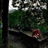 Marc. Enseignant. Buissons au-dessus de Saint-Jean. Derrière ses corsets surannés, la ville a des petits poumons où il fait bon se blottir.