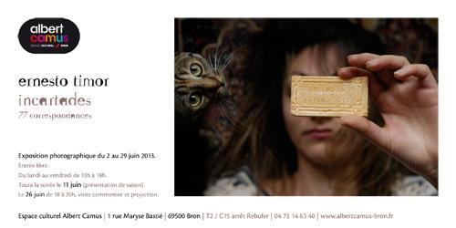 Incartades I : expo à Lyon, juin 2013