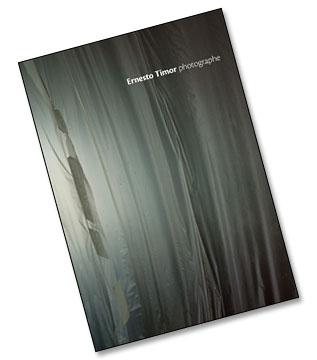 Livret de présentation artistique  d'Ernesto Timor photographe