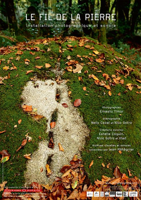 Le fil de la pierre : en Creuse, hiver 2014-2015 et au-delà