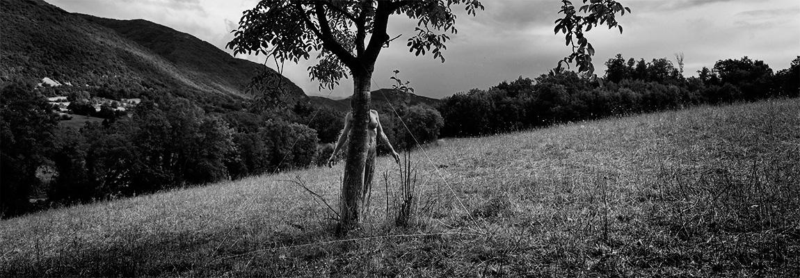 Mes champs visuels [Apparitions & Reconstructions], <br/>une suite photographique