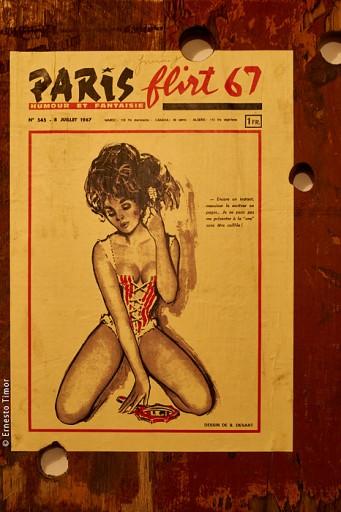 Photo © Ernesto Timor - Paris Flirt 67