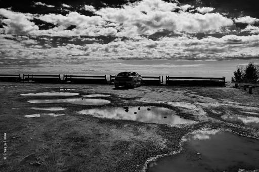 Photo © Ernesto Timor - Et après ? (vue sur le vide)