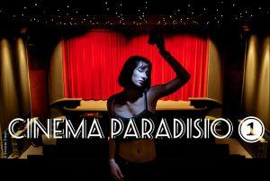 Photo © Ernesto Timor - Cinéma Paradisio, salle 1