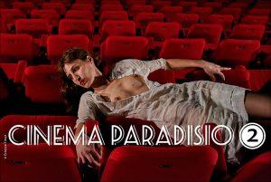 Photo © Ernesto Timor - Cinéma Paradisio, salle 2