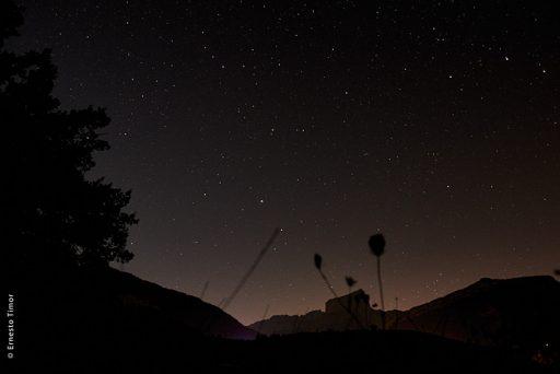 Photo © Ernesto Timor - Une aiguille dans le ciel