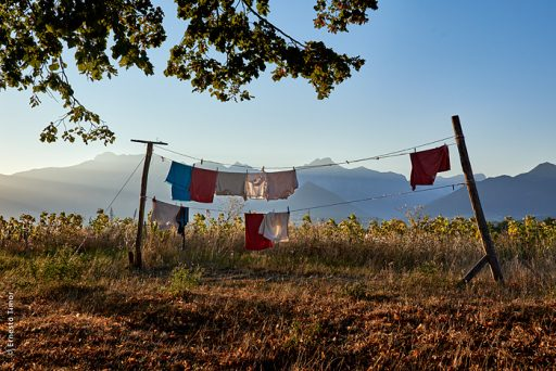 Photo © Ernesto Timor - Le beau linge