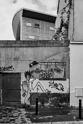 Photo © Ernesto Timor - Haut et bas Montreuil