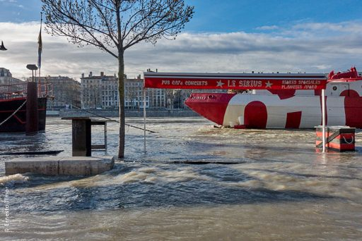 Photo © Ernesto Timor - L'inondation