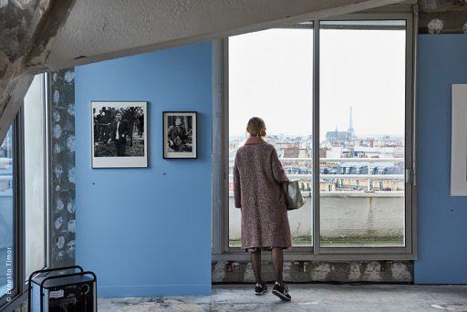 Photo © Ernesto Timor - Vue sur Paris avec Parisienne