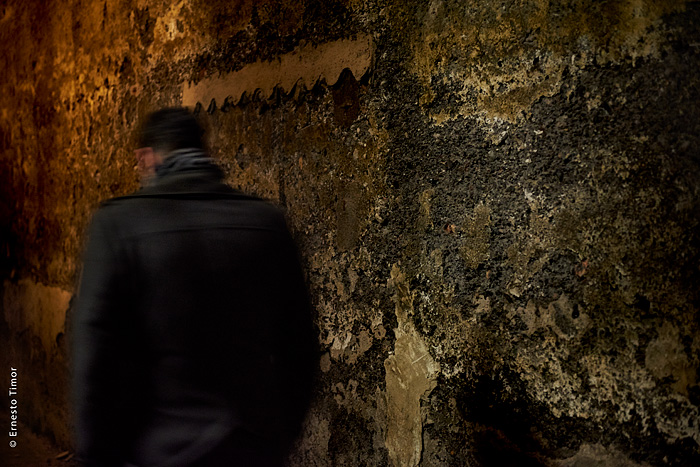 Le mur intérieur