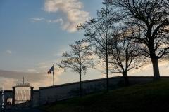 Fontaines-sur-Saône, le 20 mars 2020.