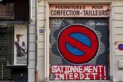 Lyon, Brotteaux, le 24 mars 2020.
