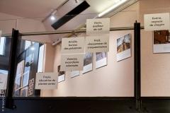 Le démolisseur sur rendez-vous, et autres métiers rêvés. Expo d'Ernesto Timor.