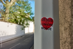 Lyon, Croix Rousse, le 13 avril 2020.