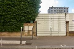 Lyon, Croix Rousse, le 6 mai 2020.