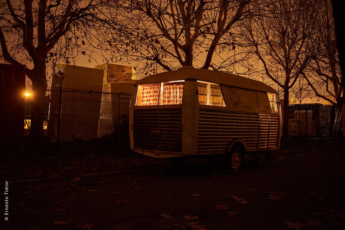 Photo © Ernesto Timor - Caravane